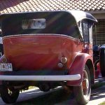 Cachila, antiguo Ford