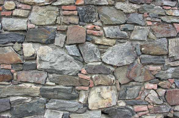 muros de piedras colonia del sacramento - Muros De Piedra
