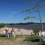 Playas doradas de Las Ca�as