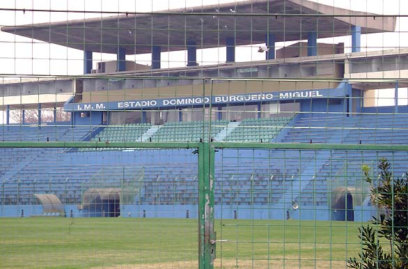 Estadio Domingo Burgueño - Maldonado