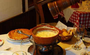 The Best <i>Fondue</i> in Uruguay