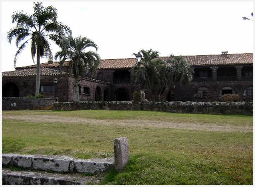 Fort San Miguel, Chuy
